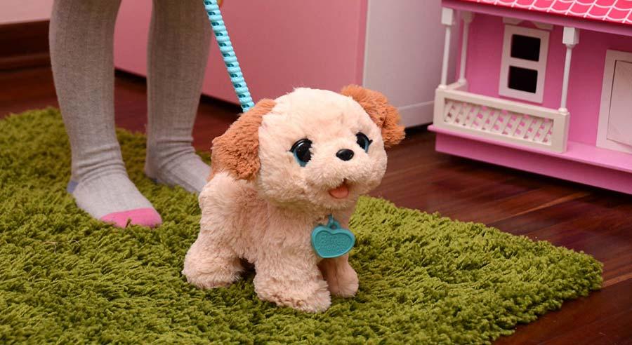 giocattoli per bambine offerte cagnolino inerativo