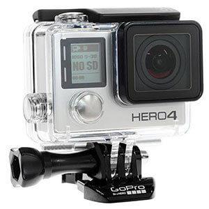 GoPro subacquea Hero 4